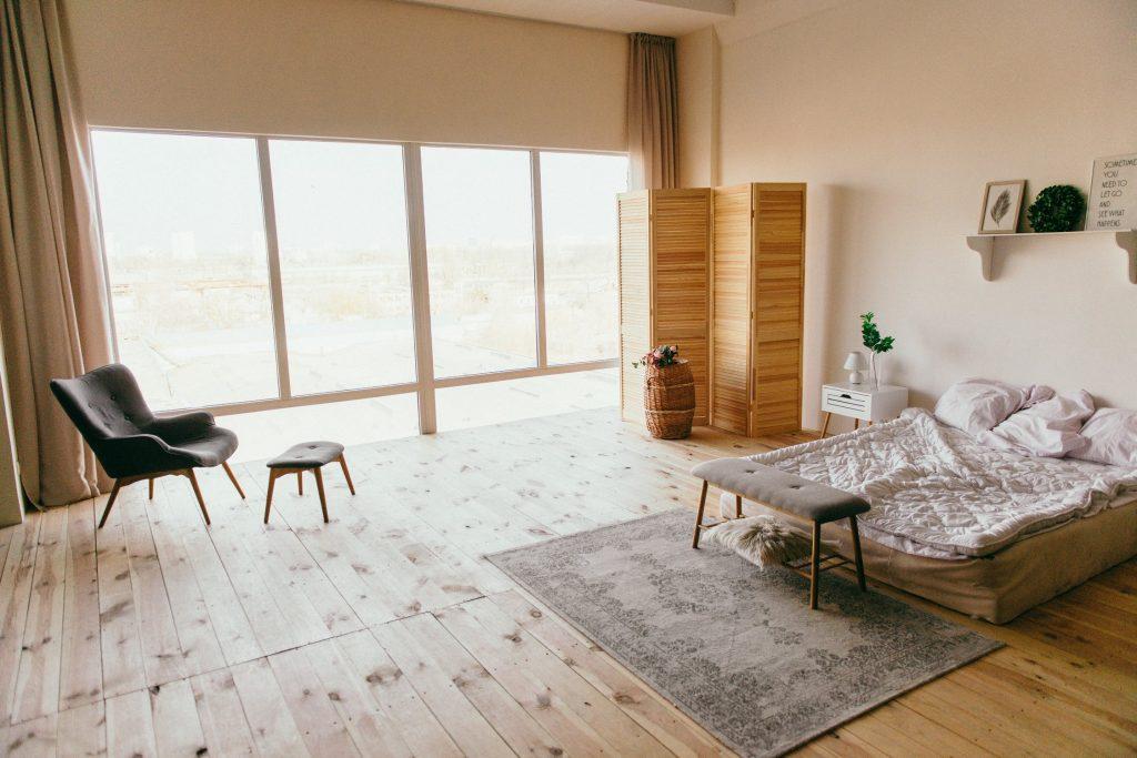 houten vloer interieur