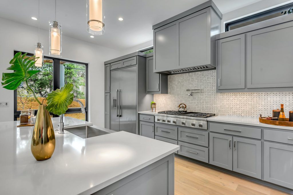 Keuken modern stijlvol